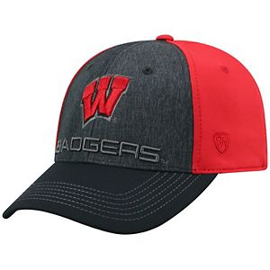 Adult Top of the World Wisconsin Badgers Reach Cap