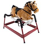Happy Trails Spring Rocking Horse Ride-On