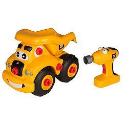 Caterpillar Buildin' Crew Take-a-Part Haulin' Harry Dump Truck