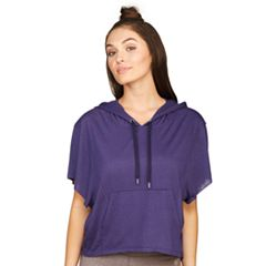 Women's Colosseum Waverly Cropped Hoodie