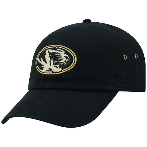 Adult Top of the World Missouri Tigers Reminant Cap