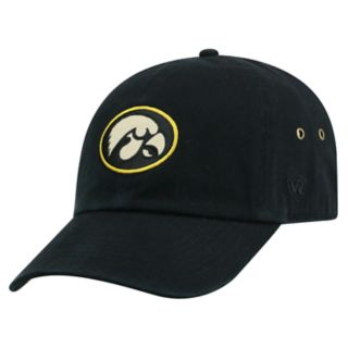 Adult Top of the World Iowa Hawkeyes Reminant Cap