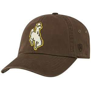 Adult Top of the World Wyoming Cowboys Reminant Cap