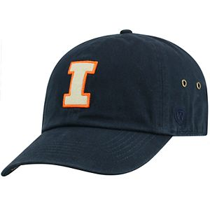 Adult Top of the World Illinois Fighting Illini Remnant Cap