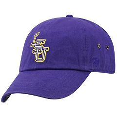 Adult Top of the World LSU Tigers Reminant Cap