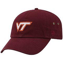 Adult Top of the World Virginia Tech Hokies Reminant Cap
