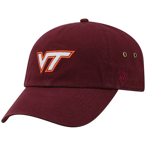 Adult Top of the World Virginia Tech Hokies Reminant Cap
