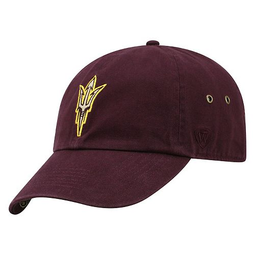 Adult Top of the World Arizona State Sun Devils Reminant Cap