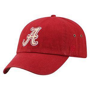 Adult Top of the World Alabama Crimson Tide Reminant Cap