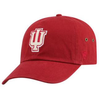 Adult Top of the World Indiana Hoosiers Reminant Cap