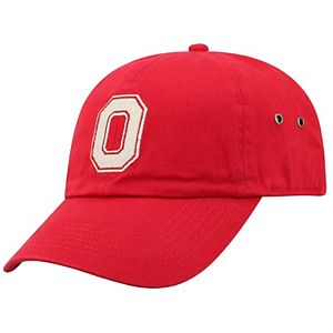 Adult Top of the World Ohio State Buckeyes Reminant Cap
