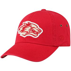 Adult Top of the World New Mexico Lobos Reminant Cap