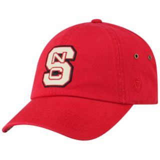 Adult Top of the World North Carolina State Wolfpack Reminant Cap