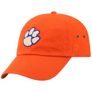 Adult Top of the World Clemson Tigers Reminant Cap