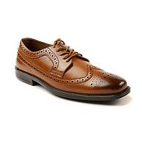 Deer Stags Taylor Men's Wingtip Dress Shoes