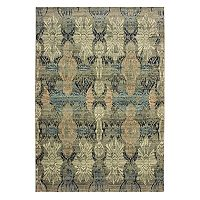 StyleHaven Revere Distressed Traditional Floral Rug