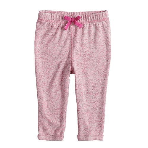 9575060a2ad20 Baby Girl Jumping Beans® Rolled-Cuff Pants