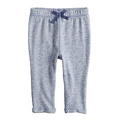 Baby Girl Jumping Beans Rolled-Cuff Pants