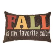 Celebrate Fall Together Fall Throw Pillow