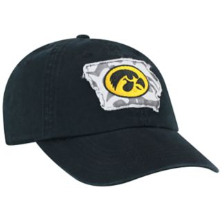 Adult Top of the World Iowa Hawkeyes Slove Cap