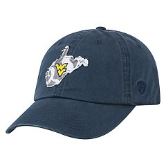 Adult Top of the World West Virginia Mountaineers Slove Cap