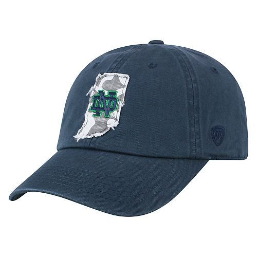 Adult Top of the World Notre Dame Fighting Irish Slove Cap