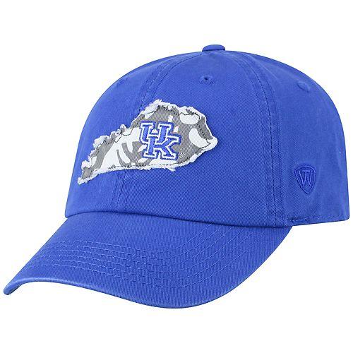 Adult Top of the World Kentucky Wildcats Slove Cap