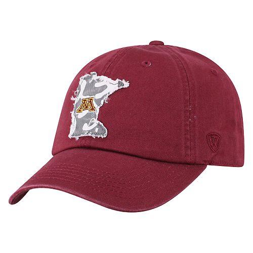 Adult Top of the World Minnesota Golden Gophers Slove Cap