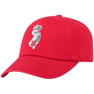 Adult Top of the World Rutgers Scarlet Knights Slove Cap