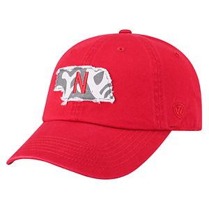 Adult Top of the World Nebraska Cornhuskers Slove Cap