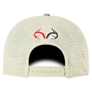 Adult Top of the World Texas Tech Red Raiders Realtree Sentury Cap