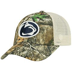 new arrival bfc51 e086f Adult Top of the World Penn State Nittany Lions Realtree Sentury Cap
