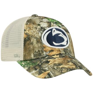 Adult Top of the World Penn State Nittany Lions Realtree Sentury Cap