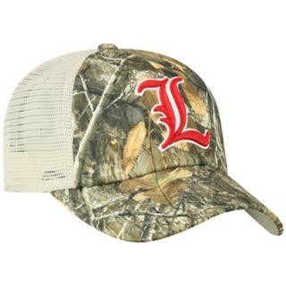 Adult Top of the World Louisville Cardinals Realtree Sentury Cap