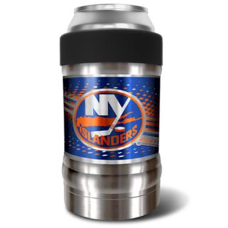 New York Islanders Black Locker 12-Oz. Insulated Can Holder