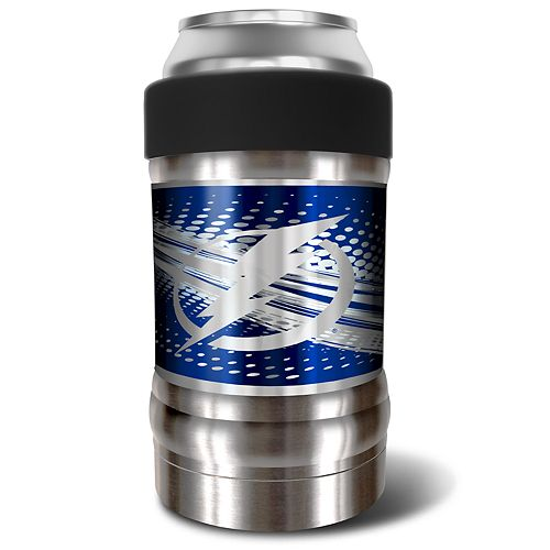 Tampa Bay Lightning Black Locker 12-Oz. Insulated Can Holder