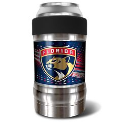 Florida Panthers Black Locker 12-Oz. Insulated Can Holder