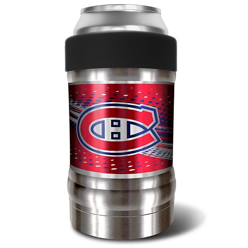 Montreal Canadiens Black Locker 12-Oz. Insulated Can Holder