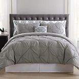 Truly Soft Pueblo Pleated Comforter Bedding Set