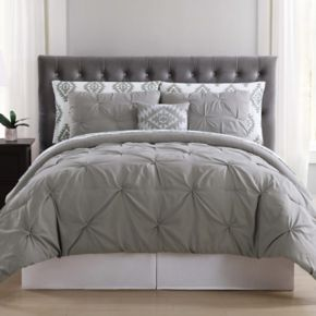 Truly Soft Pueblo Pleated Comforter Bedding Set