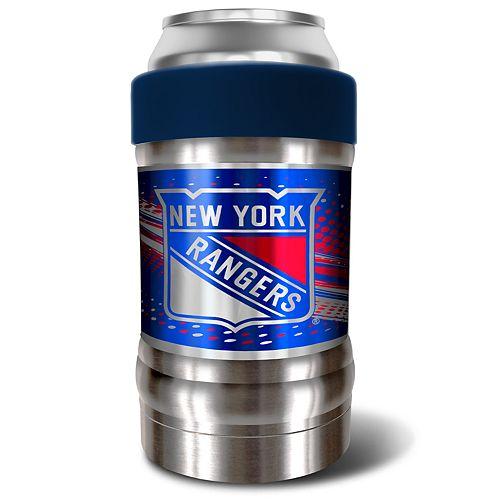 New York Rangers Blue Locker 12-Oz. Insulated Can Holder