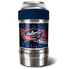 Columbus Blue Jackets Blue Locker 12-Oz. Insulated Can Holder