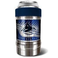 Vancouver Canucks Blue Locker 12-Oz. Insulated Can Holder