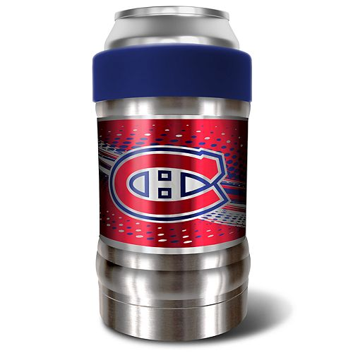 Montreal Canadiens Blue Locker 12-Oz. Insulated Can Holder