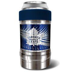 Toronto Maple Leafs Blue Locker 12-Oz. Insulated Can Holder