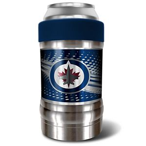 Winnipeg Jets Blue Locker 12-Oz. Insulated Can Holder