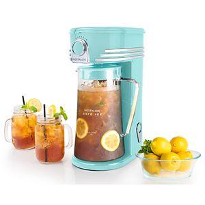 Nostalgia Electrics Café 3-qt. Iced Coffee & Tea Maker