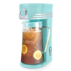 Nostalgia Electrics Café 3-qt. Iced Coffee & Tea Maker