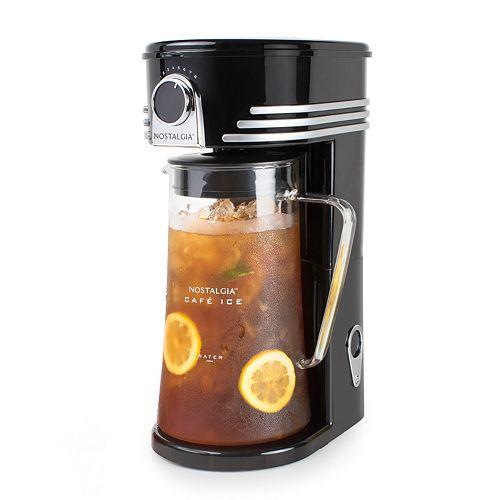Nostalgia Electrics Café 3-qt. Iced Coffee & Tea Brewing System