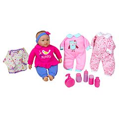 Lissi 15-in. Baby Doll Set